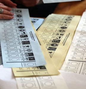 Sandıklar kapandı, Yerel seçim ilk sonuçlar, yerel seçim, seçim sonuçları