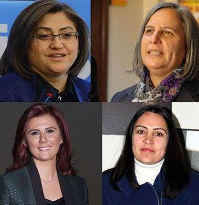 yerel seçim sonuçları, 4 kadın belediye başkanı oldu