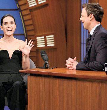 Oscar'lı oyuncu Bloomberg HT'de