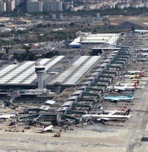 Türkiye yolcu sayısı