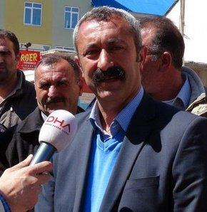 TKP'li Tunceli Belediye Başkanı Fatih Mehmet Maçoğlu