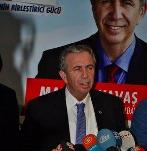 Mansur Yavaş'tan açıklama, Mansur Yavaş'tan seçim açıklaması,