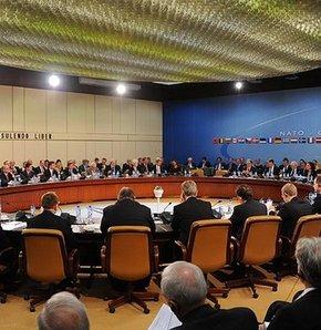 NATO'nun gündemi Rusya