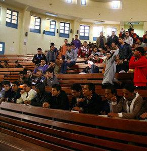 Ezher Üniversitesi'nden 25 öğrenciye ihraç