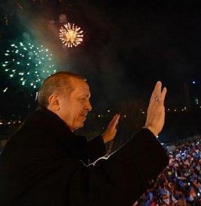 AK Parti, Kocaeli'nin 12, Ordu'nun 19, Sakarya'nın 16, Tokat'ın 11, Gümüşhane'nin 5, Düzce'nin de 7 ilçesinin tümünü kazandı