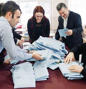 AK Parti ve CHP oy deposu saydığı ilçelerde rekor oylar aldı, Rekor kıran ilçeler