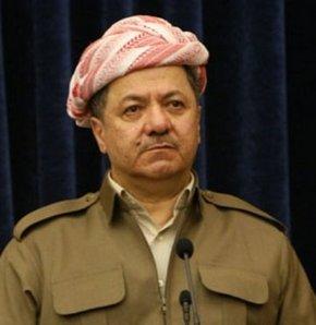 Irak Kürt Bölgesel Yönetimi Başkanı Mesut Barzani, Başbakan Erdoğan'ı seçimdeki başarısından dolayı tebrik etti.