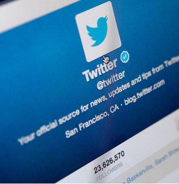 Twitter açıldı!
