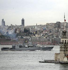 Rusya'dan Türkiye'ye Montrö uyarısı, Rusya uyarı, Montrö anlaşması, Rusya ABD savaş gemileri