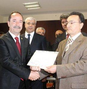 CHP'li Başkan'dan ilk icraat