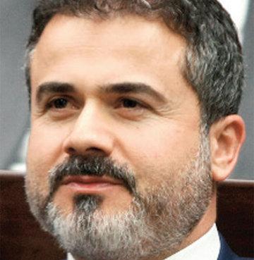 Meclis'te sakal modası