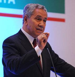 Başbakan Yardımcısı Bülent Arınç'tan borsa tahmini geldi