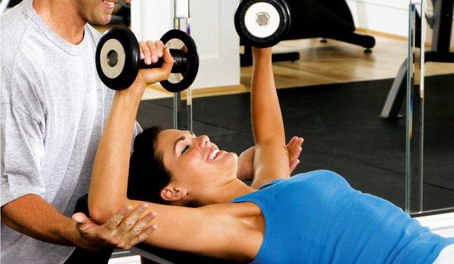 Как похудеть в спорт зале тренировки