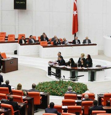 CHP'nin önerisi kabul edilmedi