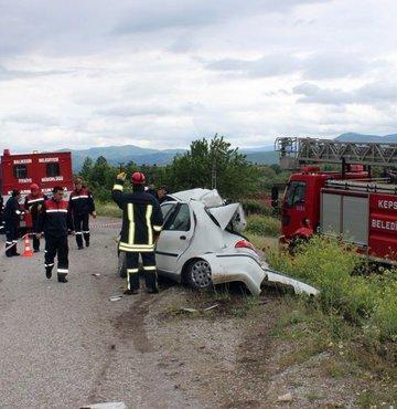 MHP'li meclis üyesi trafik kazasında öldü