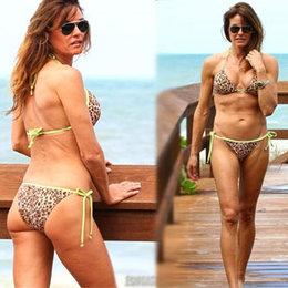 Miami'de bikini şov...
