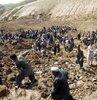 Afganistan kayıpların yasını tutuyor