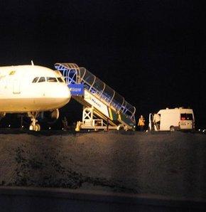 Gaziantep Havalimanı'nda bomba ihbarı