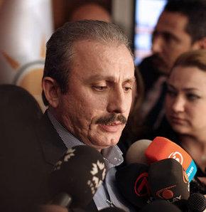 Mustafa Şentop: Vahim tablo, Başbakan'ın Feyzioğlu tepkisine AK Parti'den ilk açıklama: Vahim tablo, Başbakan'ın tepkisine AK Parti'den ilk açıklama,Feyzioğlu'nun Başbakan'ı kızdıran açıklamasına AK Parti'den ilk tepki