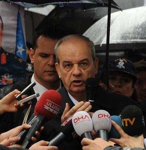 Eski Genelkurmay Başkanı İlker Başbuğ, Beşiktaş'taki
