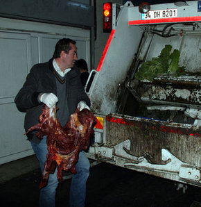 İstanbul'da kaçak et operasyonu, Kaçak et skandalı, İstanbul'da et skandalı