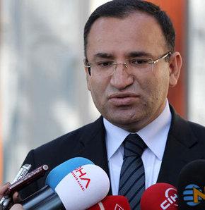 Adalet Bakanı Bozdağ'dan Türkiye Barolar Birliği Başkanı Metin Feyzioğlu'na tepki!