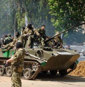 Ukrayna'da sular durulmak bilmiyor!