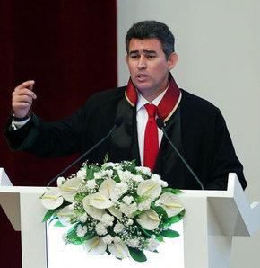 Türkiye Barolar Birliği Başkanı Metin Feyzioğlu basın toplantısı