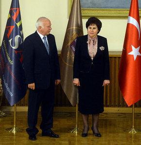 Danıştay Başkanı Zerrin Güngör'den Metin Feyzioğlu açıklaması