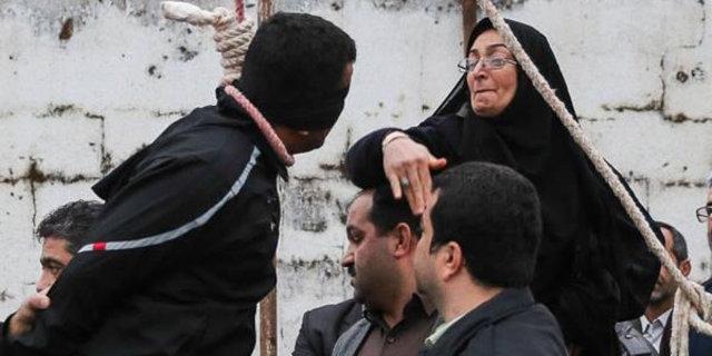 Yılın annesi İranlı Samereh El Nezhad konuştu