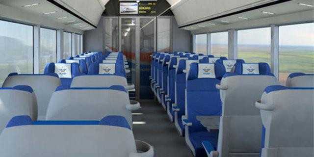 Elektrikli Tren Seti ve Dizel Tren Seti'nin tasarımı tamamlandı