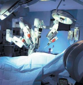 Telecerrahi ile ameliyat olabilirsiniz!, Telecerrahi, Robot teknolojisi, ameliyat, uzaktan ameliyat,
