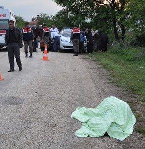 Bursa'da cinayet, yaşlı adam öldürüldü