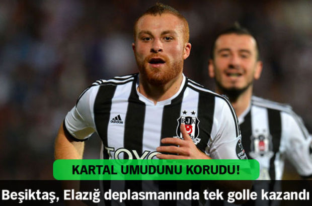 Elazığspor - Beşiktaş maçının canlı anlatımı HTSPOR ARENA'da...