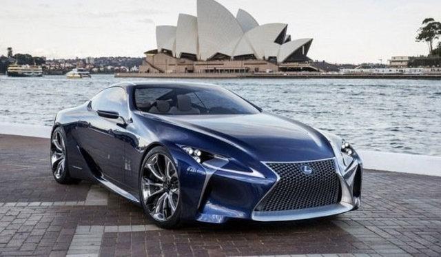 2017ye Kadar Piyasaya çıkacak Yeni Otomobiller Haberler