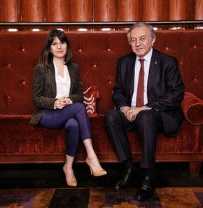 MHP Genel Başkan Yardımcısı Celal Adan Habertürk'e konuştu
