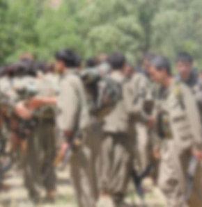 PKK şantiye basıp iş makinalarını yaktı, PKK  iş makinelerini yaktı, Siirt'te PKK şantiye bastı