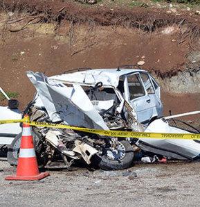 Muğla'da trafik kazası: 3 ölü, 5 yaralı, Feci kaza, Muğla'da feci kaza, Muğla'da kaza