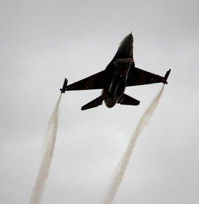 Genelkurmay'dan flaş açıklama:Türk F-16'ları sınıra gönderildi, Genelkurmay'dan flaş açıklama, Sınırda hareketli saatler
