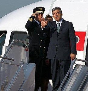 Cumhurbaşkanı Gül Çin'e gidecek