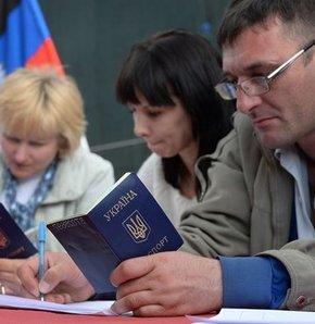 Ukrayna'nın Donetsk ve Luganks bölgeleri birleşerek ortak bir yapı kuruyor. Birleşme sonrası oluşacak bölge