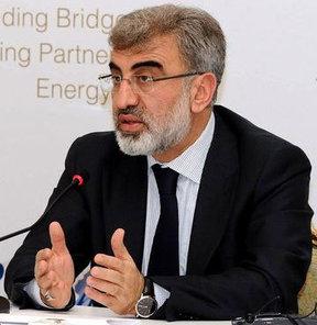 Enerji Bakanı Taner Yıldız, Kuzey Irak petrolü ile ilgili açıklamalarda bulundu