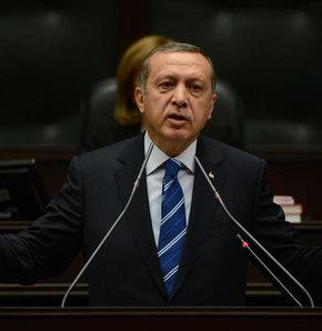 Başbakan Erdoğan Ak Parti grup toplantısında konuştu, Başbakan Erdoğan'dan sert sözler, Başbakan Erdoğan MHP'ye yüklendi