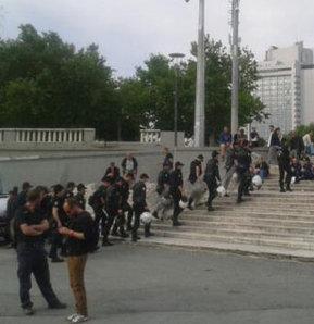 Gezi parkı soma protesto