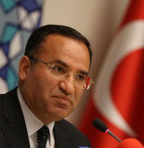 Adalet Bakanı Bekir Bozdağ açıklama, Adalet Bakanı AİHM'nin Türkiye kararı, AİHM'nin Kıbrıs kararı, Türkiye Kıbrıs tazminat