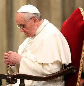 Papa'dan Soma için dua çağrısı