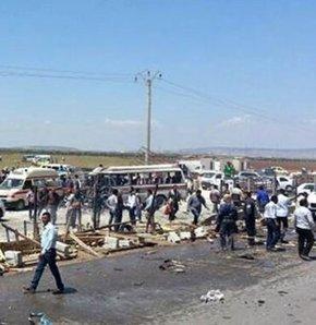 Suriye'nin Türkiye sınırındaki Es-Saleme Kapısı yakınlarında bomba yüklü aracın infilak ettiği, olayda çok sayıda ölü ve yaralının bulunduğu bildirildi