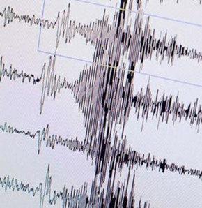 Konya'da deprem!,Konya'nın Ilgın İlçesi'nde deprem