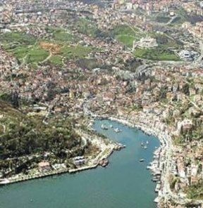 ÖİB, İstinye'de 6 parsel halinde toplam 158.5 dönüm arazinin satış ihalesini yapıldı