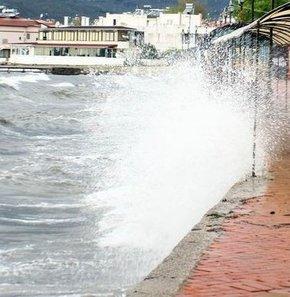 İGDAŞ'tan İstanbul'a lodos uyarısı